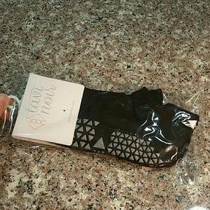 Tavi Noir Socks